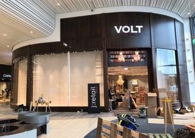 Hallarna, köpcenter i Halmstad – Volt